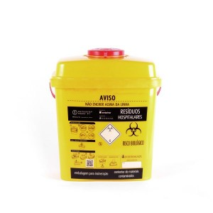 10L Toxic Waste Container