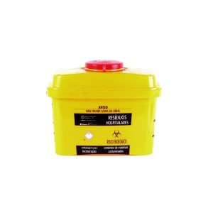 Toxic Waste Container 5L