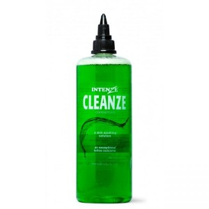 Intenze Cleanze Green Soap