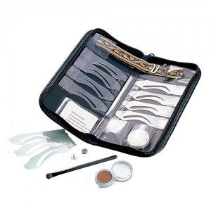 Eyebrow Mold Kit